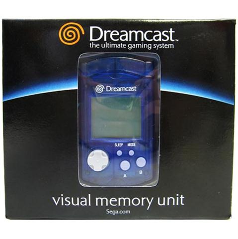 Sega Dreamcast Memory Card