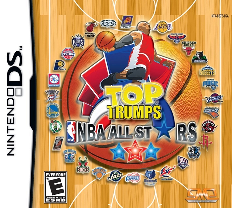 Top Trumps NBA All Stars DS Game