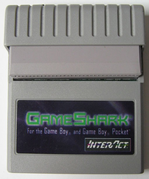 Game Boy Gameshark Ver...
