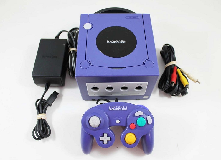 An overview of the console gaming system the game cube
