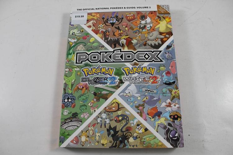 Pokemons Black And White Pokedex Pokemon Black/white Version 2