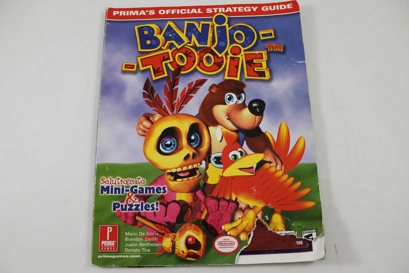 Banjo Tooie (Prima Games)