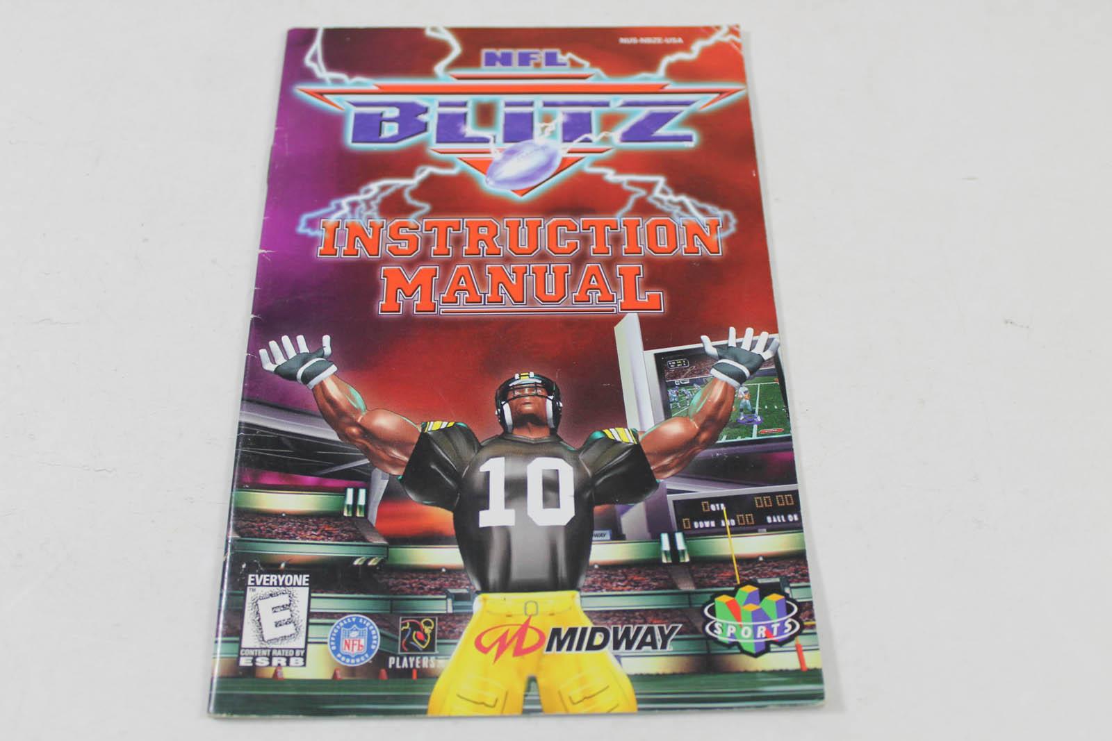 football bet nfl blitz n64
