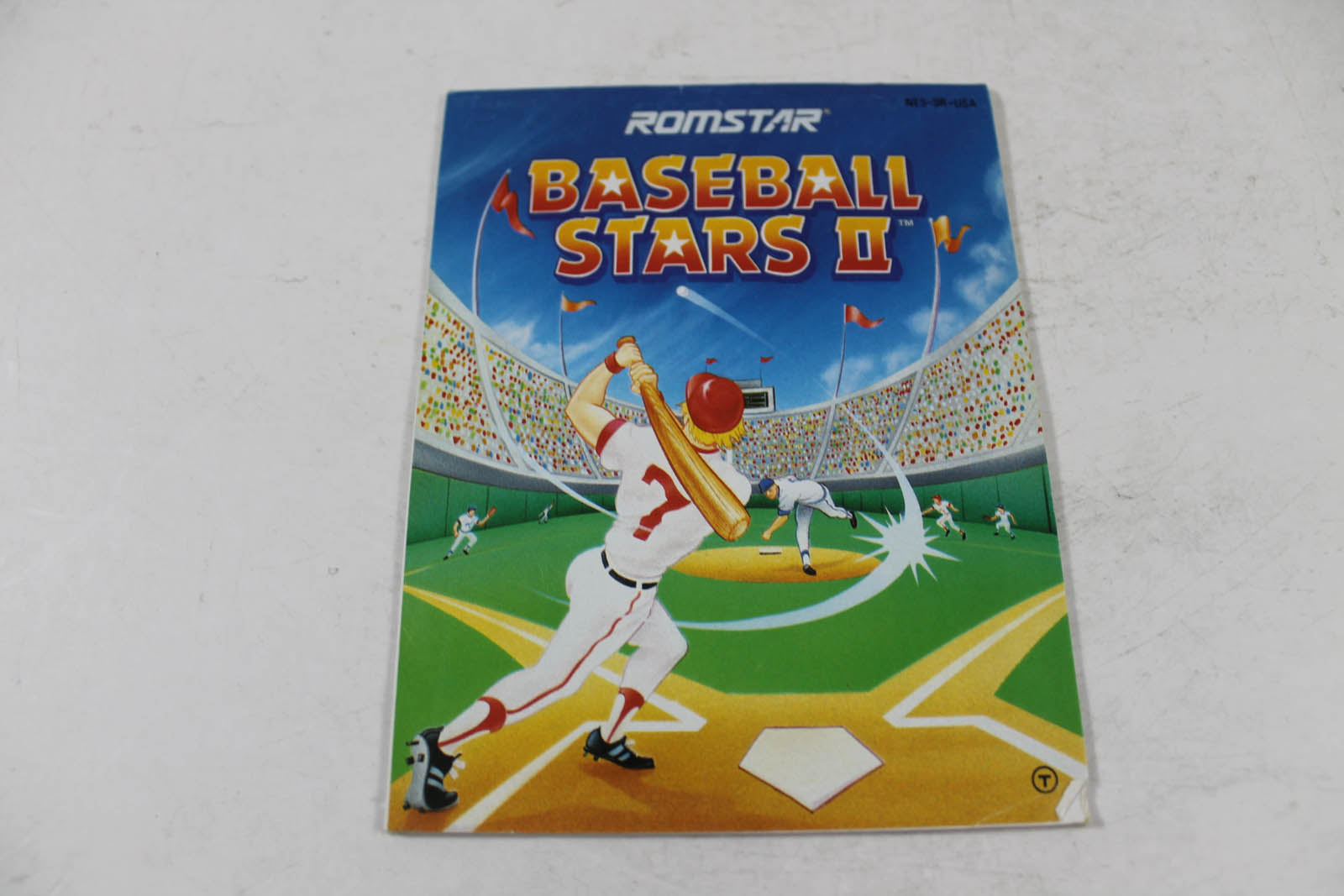 Manual - Baseball Stars II 2 - Nes Nintendo