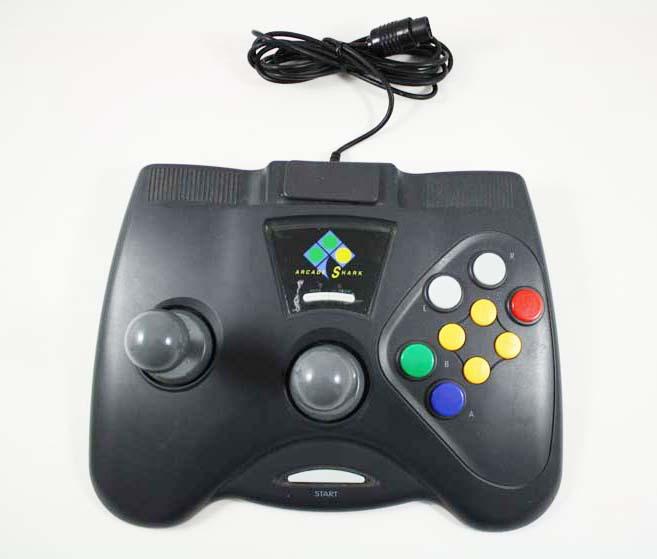 N64 Nintendo 64 Arcade Shark Joystick