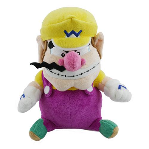 New Nintendo Plush Wario Toy
