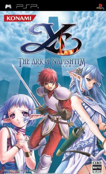 Ys - The Ark of Napishtim (2006) EUR.pSyPSP