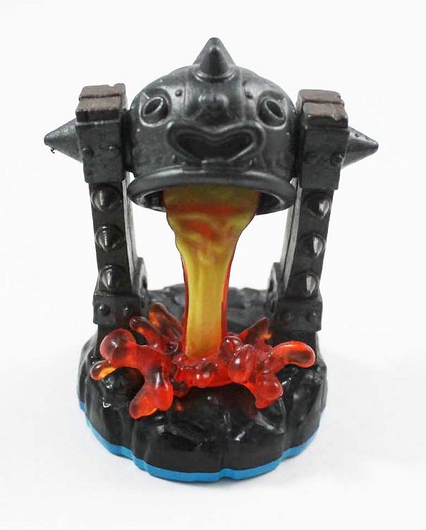 Skylanders swap force fiery forge