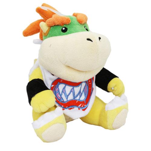Bowser Jr Plush Toys 4