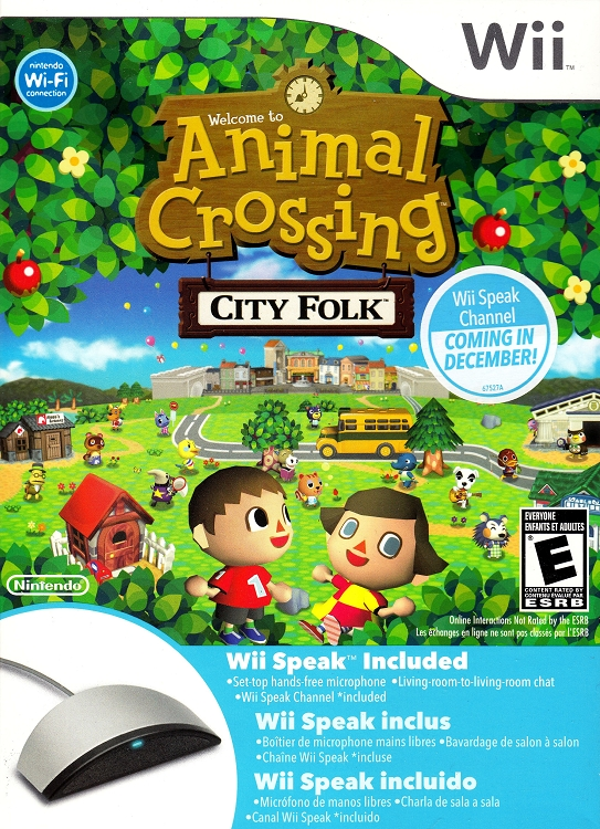 Animal Crossing: City Folk for Wii Reviews - Metacritic
