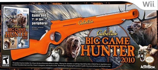 Cabela's Big Game Hunter - Wikipedia