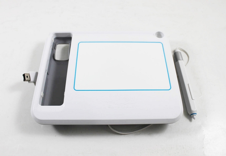 nintendo wii u draw tablet