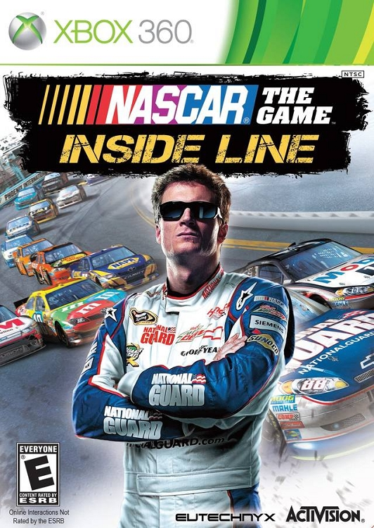 Nascar Games For Xbox 1 : Nascar the game inside line xbox