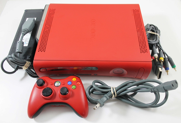 Xbox 360 elite system resident evil 5 120 gb limited edition for Stahlwandpool 360 x 120