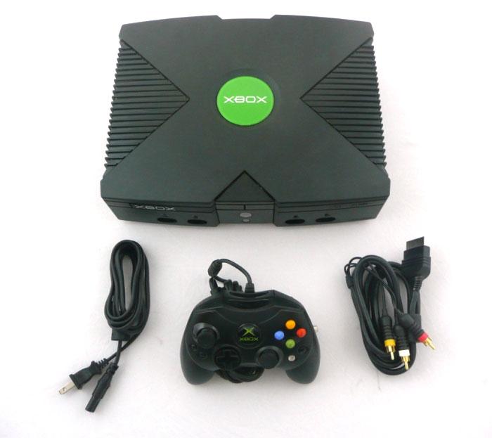 Original Xbox System