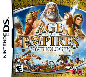 Age of Empires Mythologies DS Game