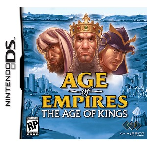 Age of Empires The Age of Kings DS Game