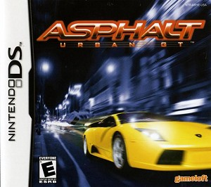 Asphalt Urban GT DS Game