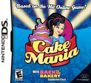 Cake Mania DS Game