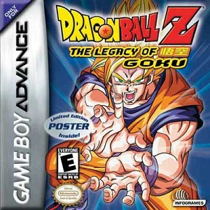 Dragon Ball Z Legacy of Goku
