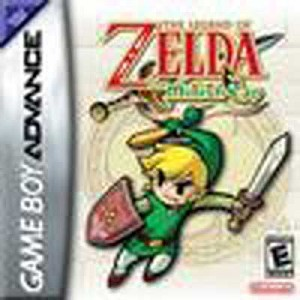 Legend of Zelda Minish Cap