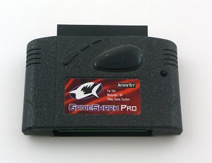 Used N64 Game Shark Pro 3.0