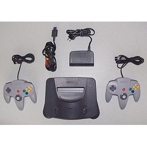 Original Nintendo 64 Console with Expansion Pak!