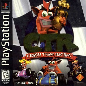 Crash Team Racing CTR