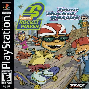 Rocket Power Team Rocket Rescue