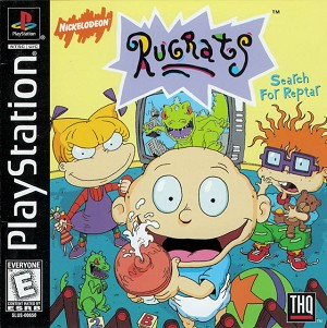 Rugrats Search for Reptar