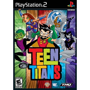 Teen Titans Psp 117