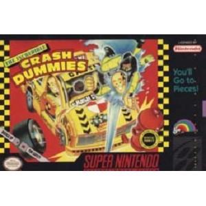 Incredible Crash Test Dummies