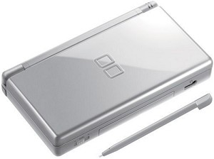Nintendo DS Lite - Silver System