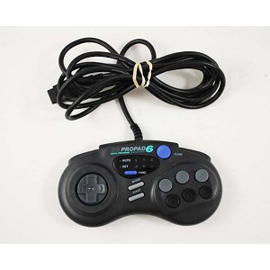Sega Genesis SG Propad 6 Digital Processing Button Controller