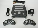 New RetroN 3 Black System - Plays NES, SNES, and Genesis Games!