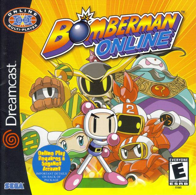 bomberman online game