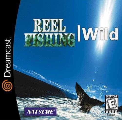 Reel fishing wild dreamcast game for Reel fishing game
