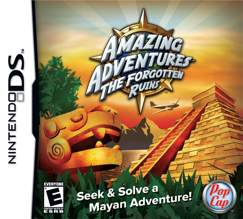 Amazing Adventures The Forgotten Ruins DS Game