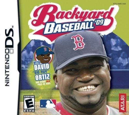 Backyard Baseball 09 DS Game
