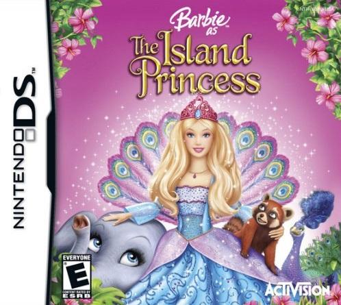 Barbie Island Princess Wii Review