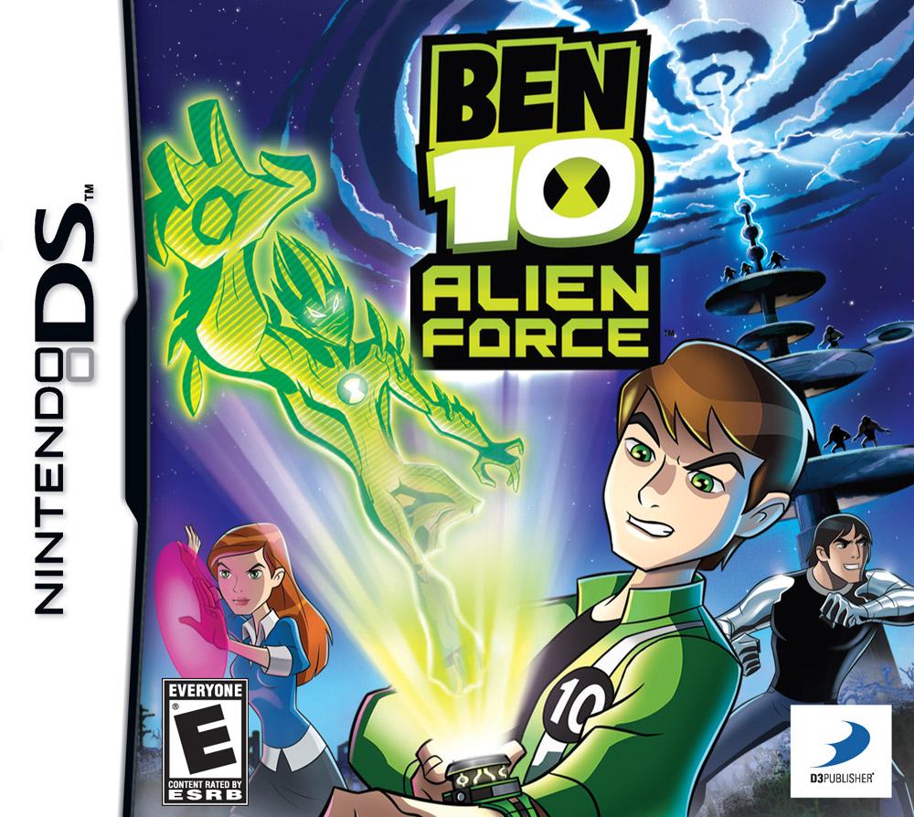 Ben 10 Alien Force Ds Game