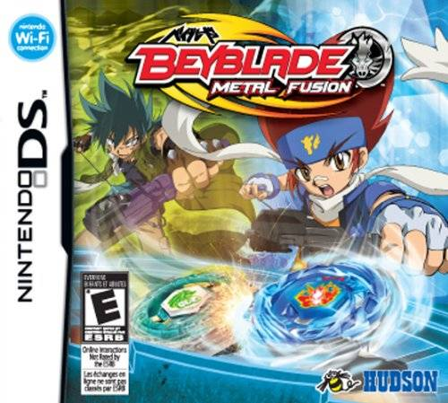 Beyblade: Metal Fusion ROM Download for NDS | …