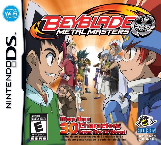 Beyblade Games List