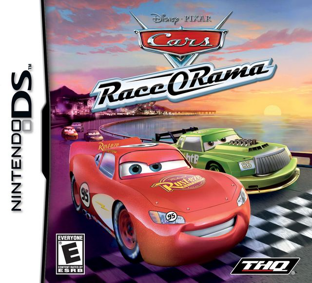 cars race o rama ds game. Black Bedroom Furniture Sets. Home Design Ideas