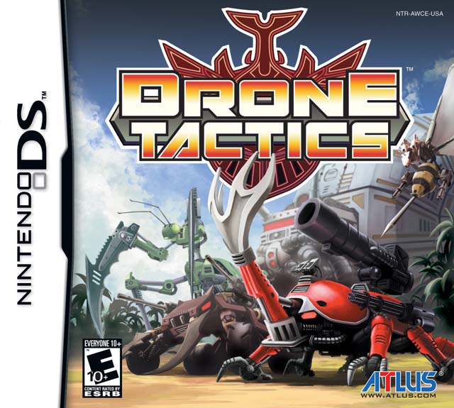 Drone Tactics DS Game