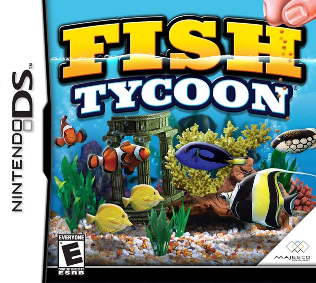 Fish tycoon ds game for Fish tycoon 2 guide