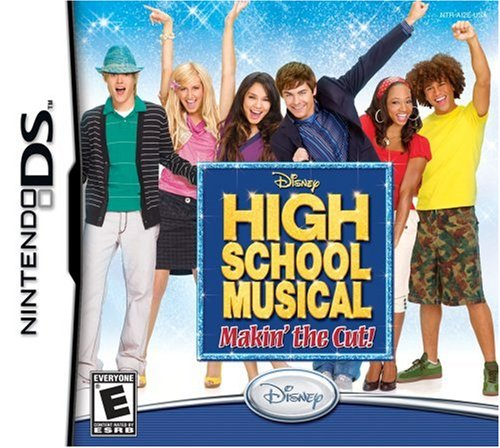 Disneys High School Musical: Makin the Cut   Nintendo DS