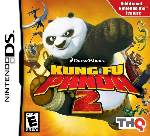 kung fu panda 2 ds game
