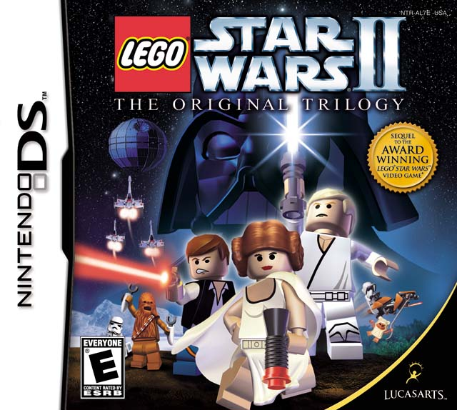 Lego Star Wars 2 Original Trilogy Ds Game