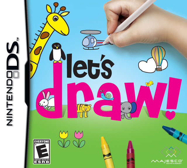 Lets Draw It